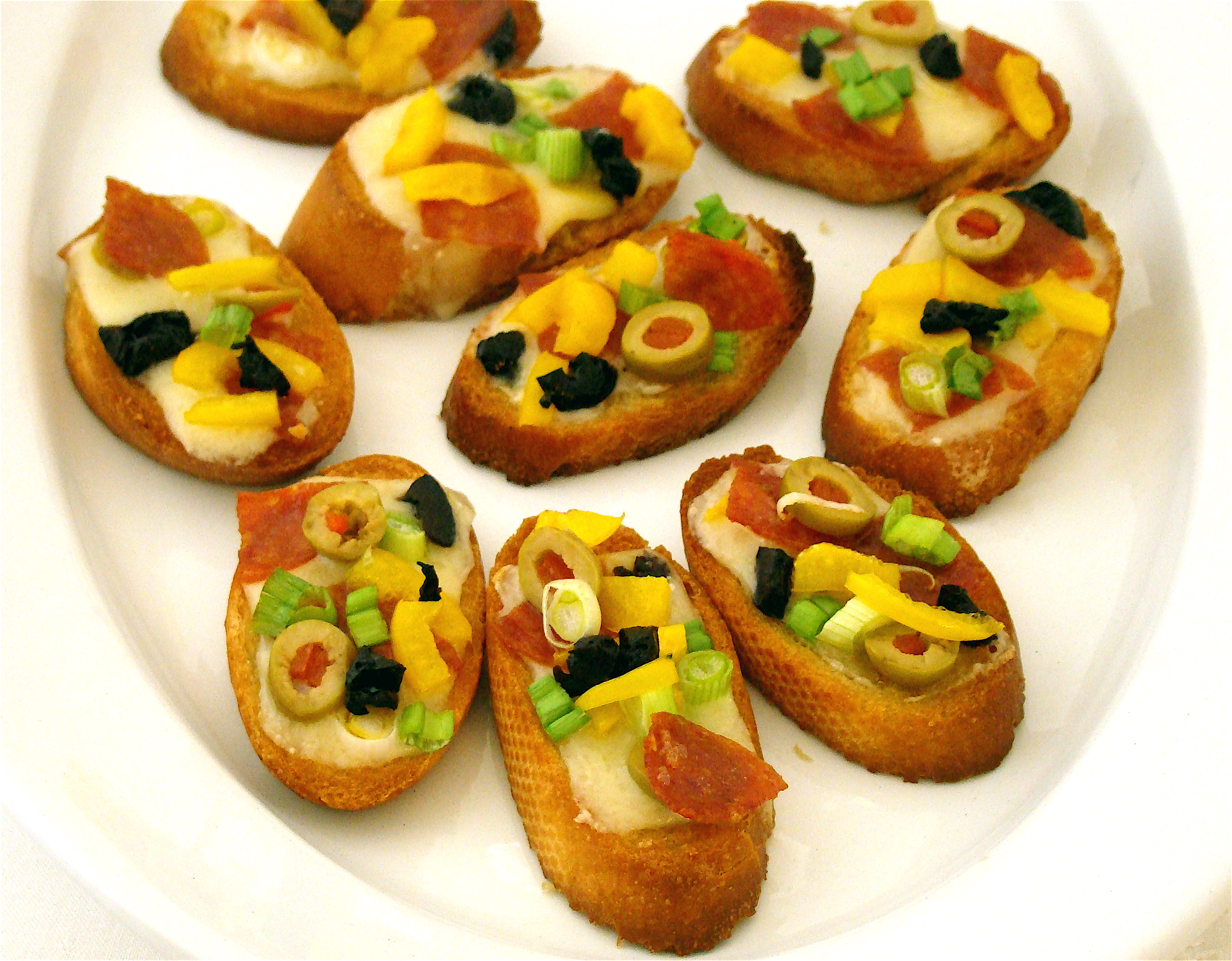 Mardi gras food appetizers for Appetizer recipes easy party appetizers