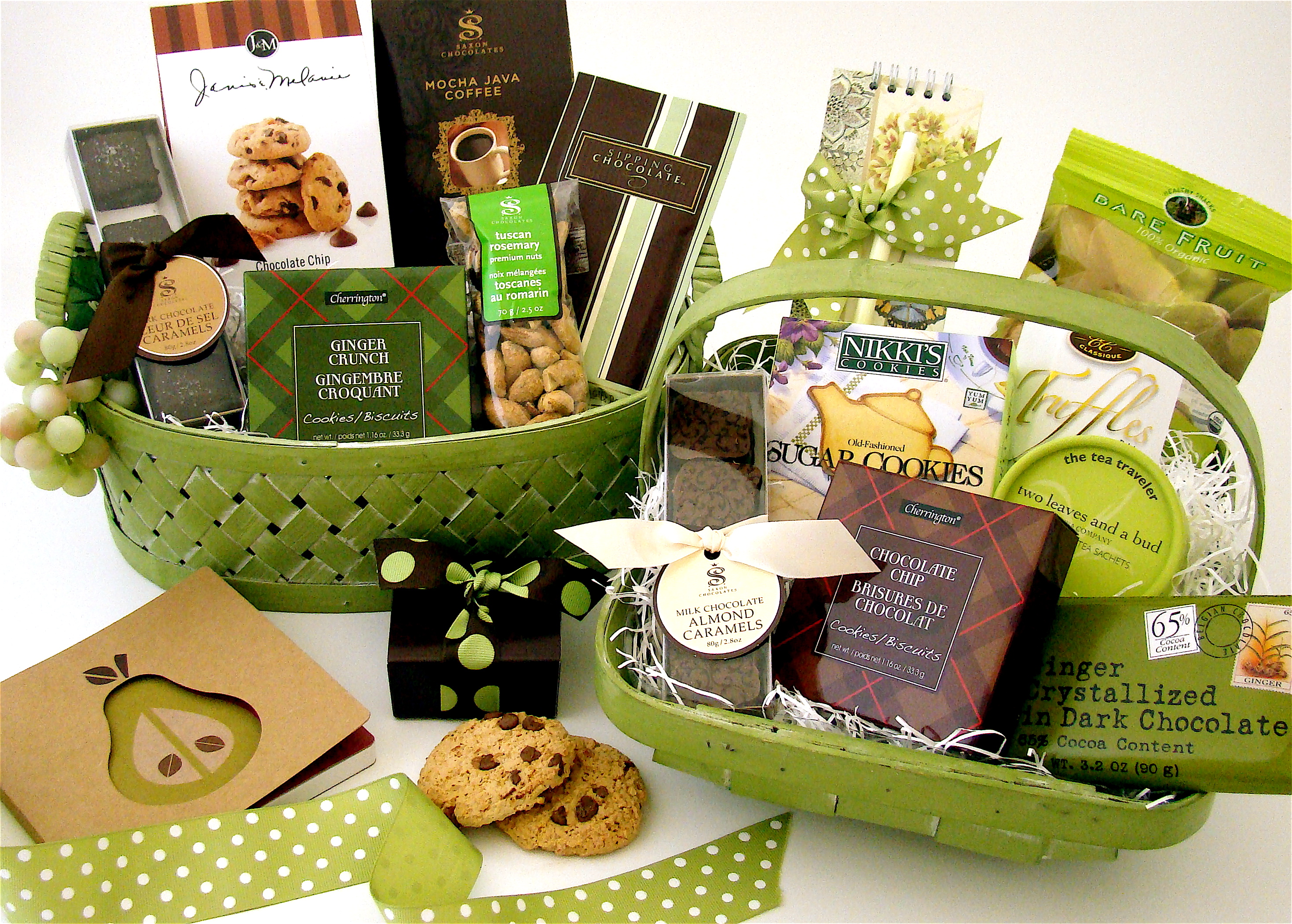 Homemade gift baskets make a special one and fill with your show solutioingenieria Image collections