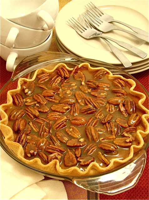 praline pump pie